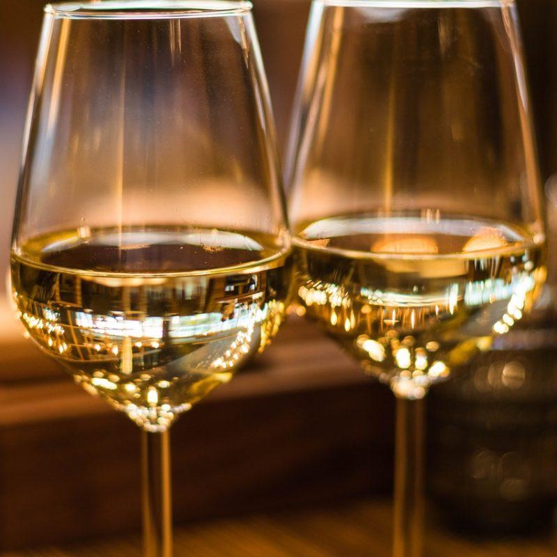 Weiß & Rose Wein