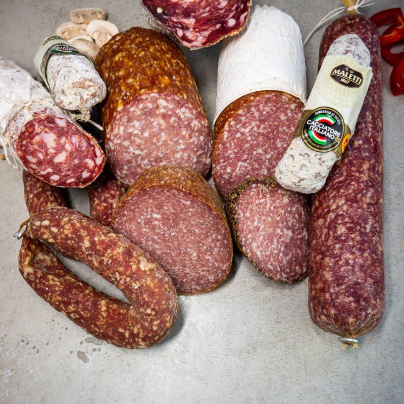 Salami & Rohwurst
