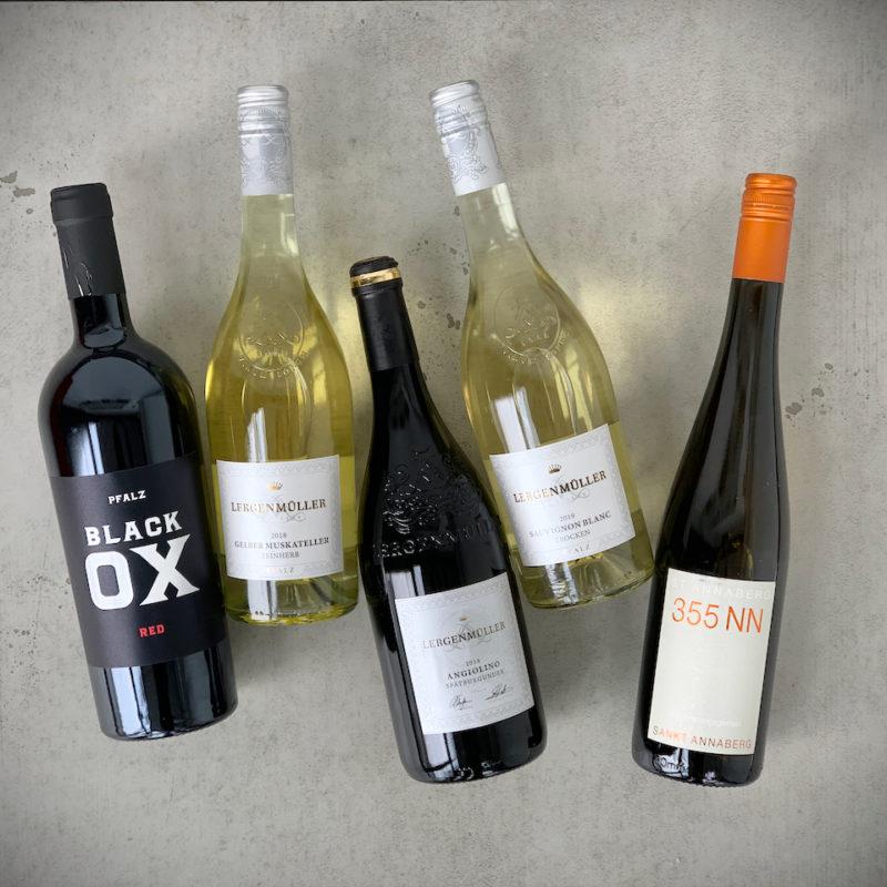 Sekt und Wein
